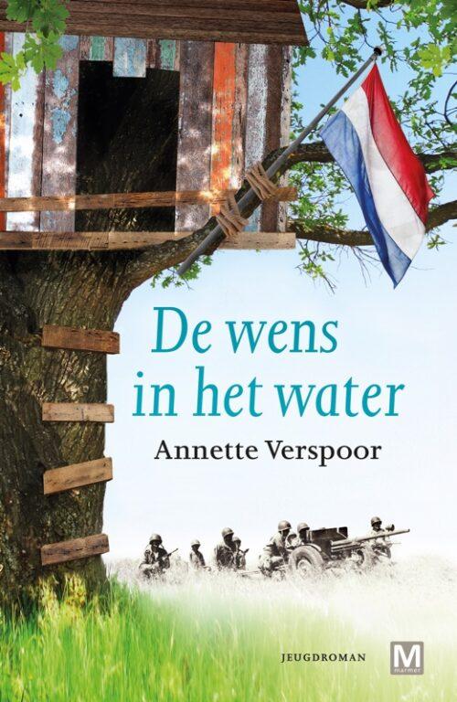 Annette Verspoor De wens in het water LR